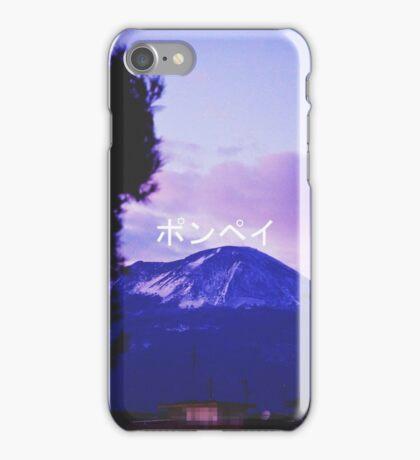 ポンペイ iPhone Case/Skin