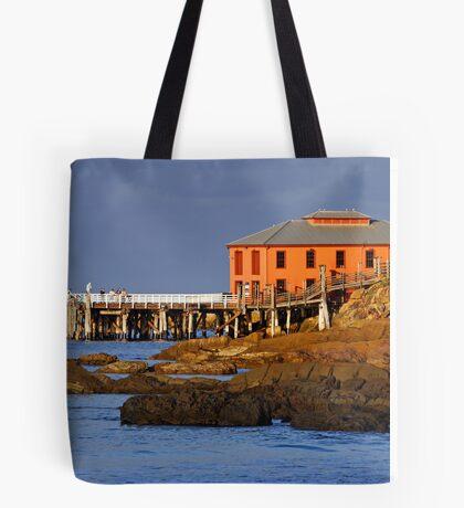 Tathra Wharf Tote Bag