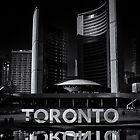 Toronto City Hall No 1 by Brian Carson