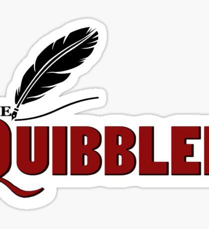 The Quibbler Sticker