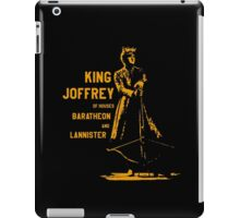 THE KING iPad Case/Skin