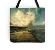 Heart of the Storm- Vintage Edition - Newtrain Bay - Cornwall Tote Bag