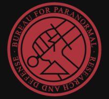 BPRD RED little logo by Cowabunga-kas