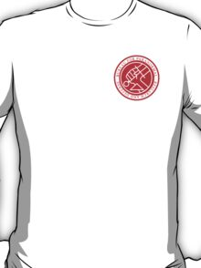 BPRD RED little logo T-Shirt