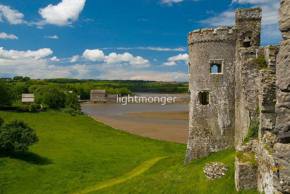 Castle View by lightmonger