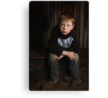 Timeout Canvas Print