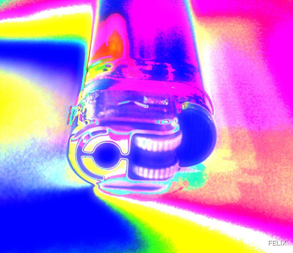 Imaginary Lighter by FELIX