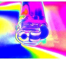 Imaginary Lighter Photographic Print