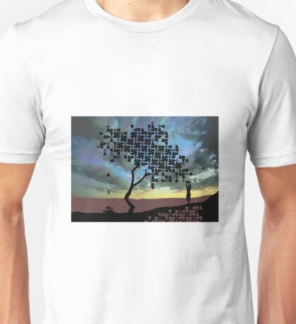 African Acacia Unisex T-Shirt