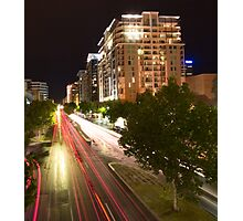 North Terrace by Night II Photographic Print