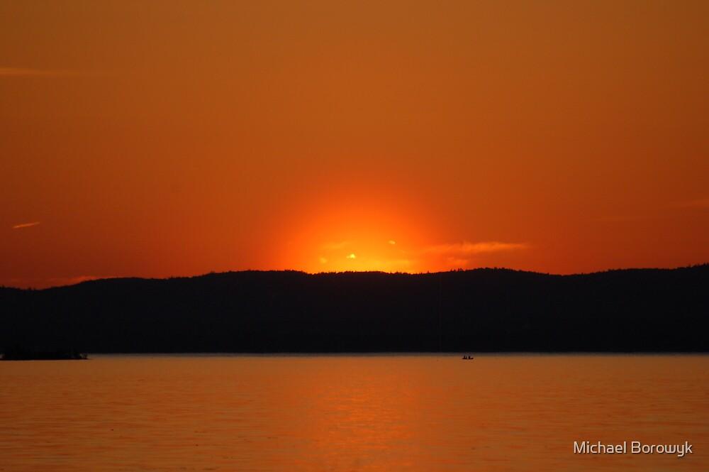 sundown by Michael Borowyk