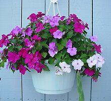 Flower Basket by Charles