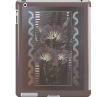 Flame Orcid iPad Case/Skin