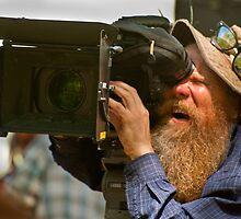 The Cameraman by DavidsArt