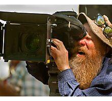The Cameraman Photographic Print