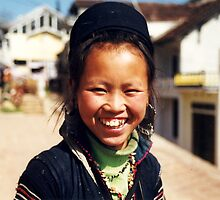 Hmong Girl by betelnut