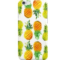 Pineapple Passion iPhone Case/Skin