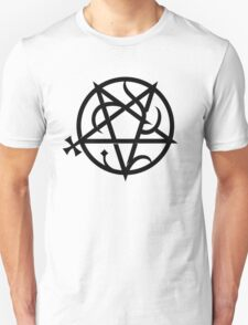 Abelacle (Black) T-Shirt