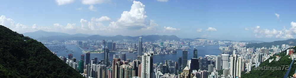 Hong Kong by destinysa72
