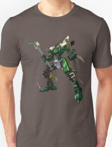 Tramsformer - Original Met Green T-Shirt