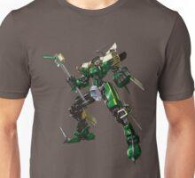 Tramsformer - Original Met Green Unisex T-Shirt