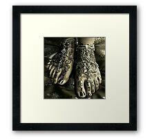 Footology Framed Print