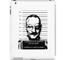 WW MUG SHOT iPad Case/Skin