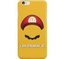 McMario iPhone Case/Skin