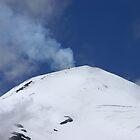 Villarica Volcan Chile by samg