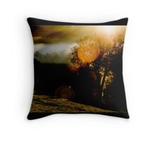 Bonnie Doon Serenity Throw Pillow