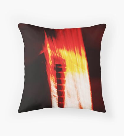 High-Rise Flare Throw Pillow