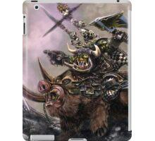 battle iPad Case/Skin