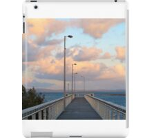 Wellington Point Jetty - Queensland Australia iPad Case/Skin
