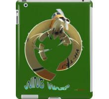 Transavia Airtruck Wing Warp T-shirt Design iPad Case/Skin