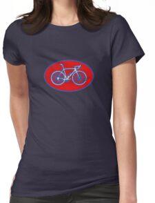 STP Bike Logo Womens Fitted T-Shirt