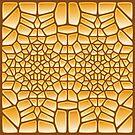 Pure Gold voronoi by enriquev242