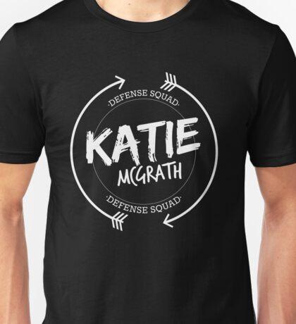 KATIE MCGRATH DEFENSE SQUAD   Unisex T-Shirt