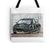 Liam Doran RallyCross Monster Citreon  Tote Bag