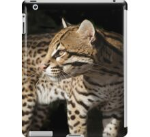 Wild Cats - Ocelot iPad Case/Skin