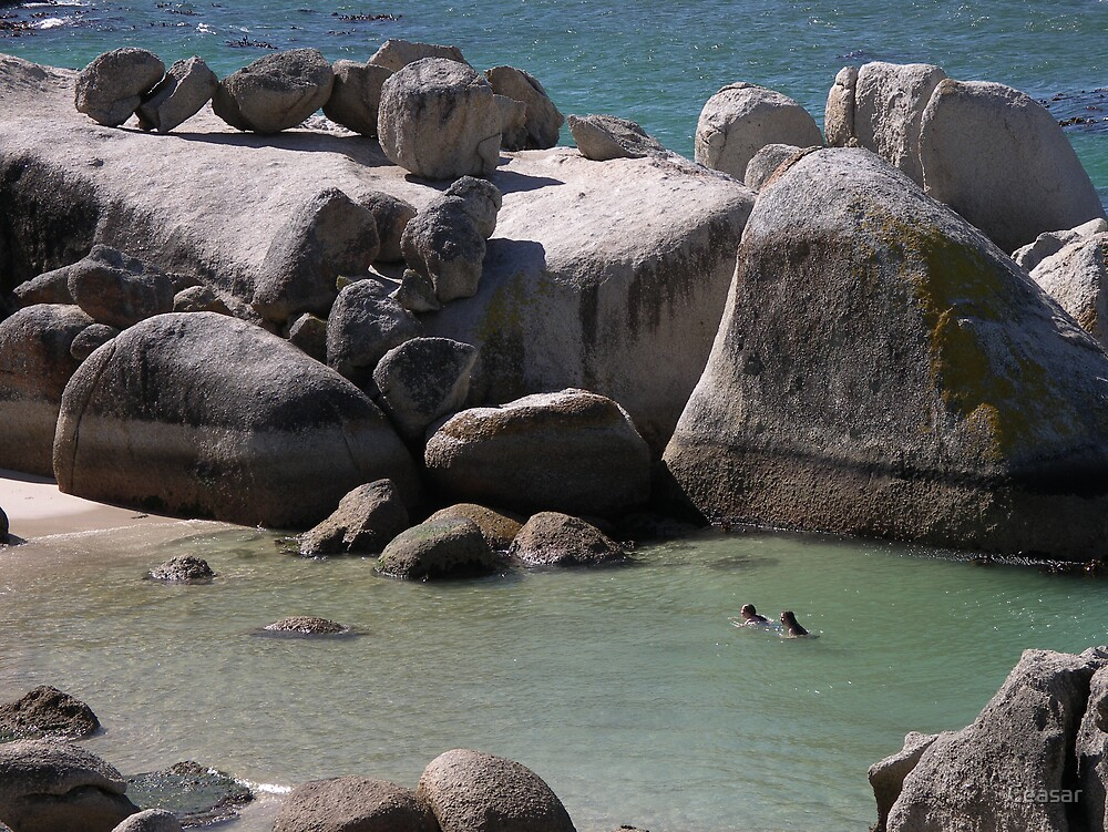 Boulders by Ceasar