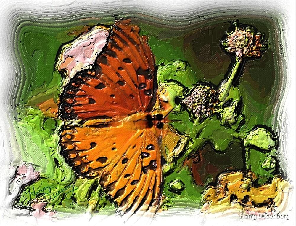 Monarch Butterfly by Harry Dusenberg