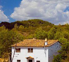Spanish Family Home by lightmonger
