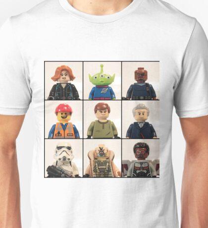 Portrait Collection 1 Unisex T-Shirt