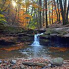 deep in the mountains of Pennsylvania by Tgarlick