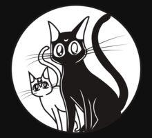 Luna and Artemis T-Shirt