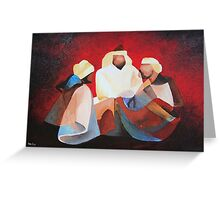 We Three Kings   Greeting Card