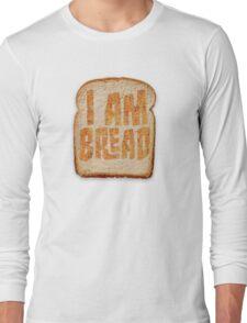 I am Bread 'Toast' logo - Official Merchandise Long Sleeve T-Shirt
