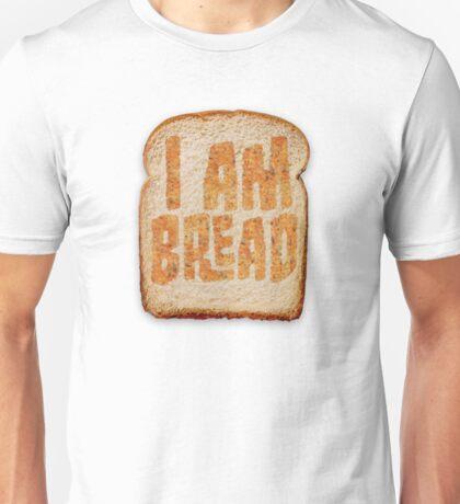 I am Bread 'Toast' logo - Official Merchandise Unisex T-Shirt