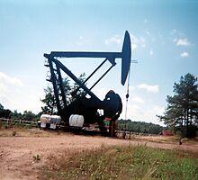 Oil Field Rig by photojunkie