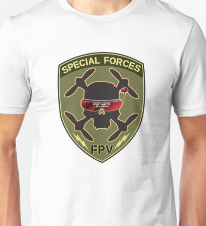 FPV Special Forces Unisex T-Shirt